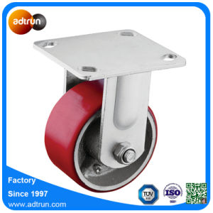 Heavy Duty Top Fixed Plate Industrial Caster Wheel pictures & photos