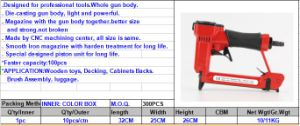 "Pneumatic Tools Gauge 22 5/8""Fine Crown Stapler Fs1416 pictures & photos"