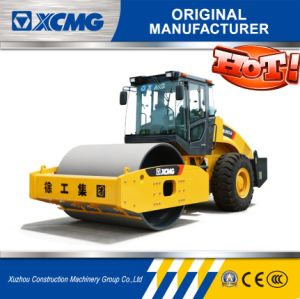 XCMG Hot Official Xs203j 20ton Single Drum Road Roller pictures & photos