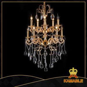 Lobby Chandelier Crystal Cast Aluminum Light (cos9084) pictures & photos