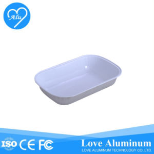 Disposable Aluminum Foil Airline Box Wrinkle Free for Heating pictures & photos
