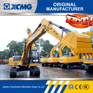 XCMG Official Xe215c 21ton Hydraulic Crawler Excavator for Sale pictures & photos