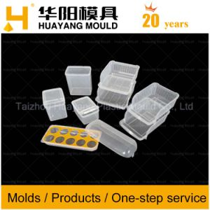 Thinwall Container Mould pictures & photos