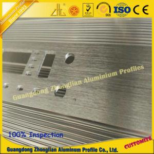 Furniture Aluminum Profile with Machining CNC Door Profile pictures & photos