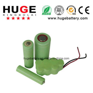 14.4V D size 10000mAh Ni-MH battery pack pictures & photos
