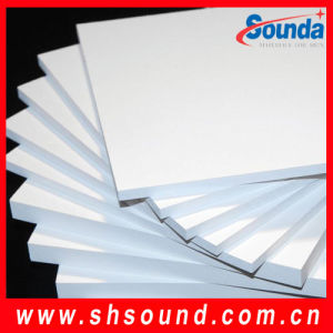 Hard and Strong PVC Celuka Sheet (S-PCF06) pictures & photos