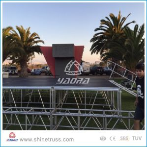 Mobile Catwalk Plexiglass Stage pictures & photos