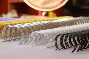 Double Loop Book Binding Wire pictures & photos