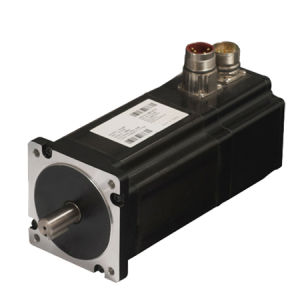 86mm 310V 8 Poles with Three (3) Phases NEMA 34 Brushless Motor for Servo Applications (ME086 Series) pictures & photos