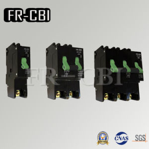 MCB-Miniature Circuit Breaker-Sf Isolator Switches pictures & photos