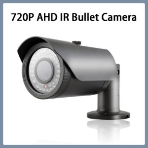 "1/4"" Ov9712 CMOS 720p Ahd IR Bullet CCTV Security Camera pictures & photos"
