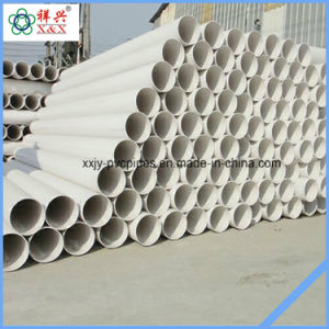 Rigid UPVC Pipe for Water Supply pictures & photos