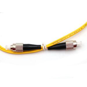 Systimax Competitive LC/Sc/FC PC/Upc/APC Singlemode Multimode Simplex Duplex Fiber Optic Patch Cord pictures & photos