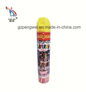 Popular Trigger Party Foam Snow for Christmas Decoration pictures & photos
