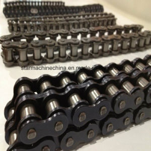 ANSI Standard Alloy Steel Duplex Roller Chain pictures & photos