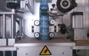 Automatic Bottle PVC Shrink Labeling Machine pictures & photos