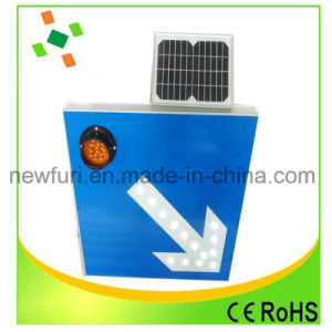 Solar LED Traffic Guide Sign pictures & photos