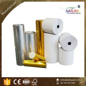 76*76 2 Ply Carbonless Paper for Cash Register Roll pictures & photos