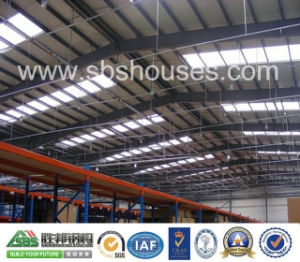 Prefabricated Galvanized Industrial, Commercial and Residential Steel Structure Building pictures & photos
