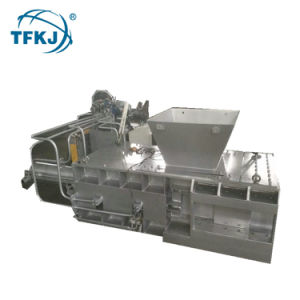 Ce Hydraulic Scrap Metal Iron Aluminum Baler Press Machine pictures & photos