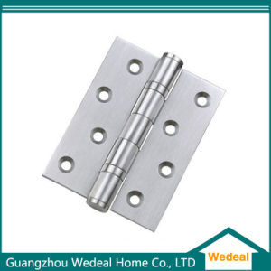 High Quality Solid Wooden Veneer Flush Door for Hotels with Glass pictures & photos