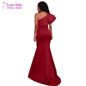 Ladies Evening Dress Sexy Party Clothes (L5027) pictures & photos
