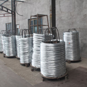 High Quality Low Price Galfan Wire/Zn&Al Alloy Wire pictures & photos