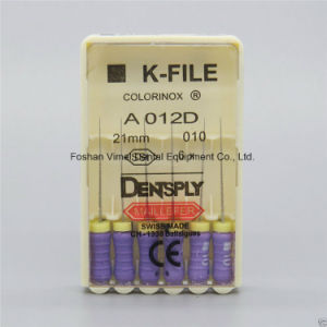 Dental Products Endo File Endodontic 21mm pictures & photos
