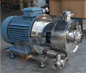 CE Approved Sanitary Stainless Steel High Shear Pump pictures & photos