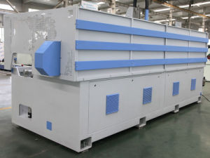 Aluminum Curtain Wall Tube 4 Axis Milling and Drilling Center pictures & photos