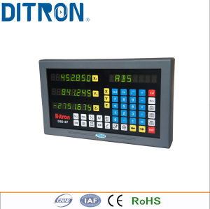 Ditron Mill Digital Readout/Dro/Digital Display (D60-2M, D60-2V, D60-3V)