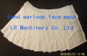 Inner Earloop Nonwoven Disposable Mask Welding Machine pictures & photos