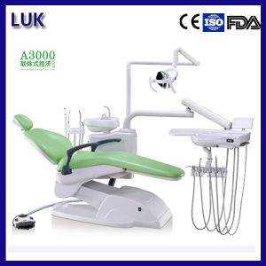 Hot Sale Medical Instrument Dental Chair Unit with High Quality pictures & photos