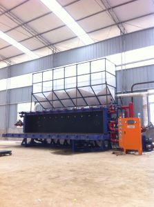 Air Cooling Molding Machine for Block Foam pictures & photos