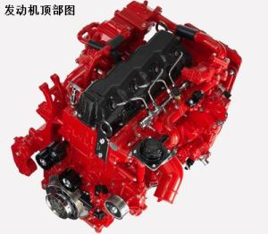 Quality Cummins Isf4.5 Engine for Vehicle pictures & photos