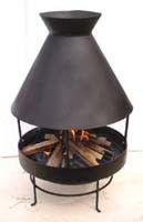 BBQ Outer Door Heater, Chimney, Cast Iron Chiminea (FSL021) pictures & photos