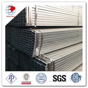 BS1387 ASTM A53 Gr. B Hot DIP Galvanized Steel Pipe pictures & photos