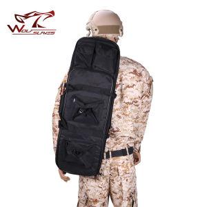 33 Inch Dual Gun Carrying Case 0.85 Meter Tactical Gun Bag pictures & photos