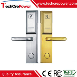 L517/527-W Wireless 13.56MHz Mf Card Hotel Wireless Electronic Lock pictures & photos