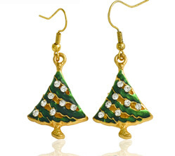 Christmas Jewelry/Christmas Earring/Christmas Tree (XER13374) pictures & photos