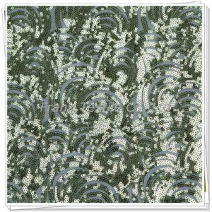 Sequin Embroidery for Garment-Flk189