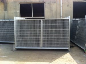 Temporary Construction Fence Panels 2100mm X 2400mm Width As4687-2007 pictures & photos