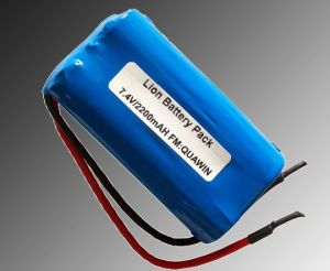 3.7V 2200mAh to 3200mAh Battery Lithium Bateria De Litio pictures & photos