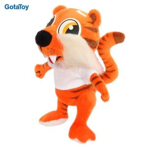 High Quality Custom Plush Toy Tiger Stuffed Soft Toy pictures & photos