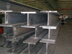 Q235B Grade and JIS Standard Structural Steel H Beam pictures & photos