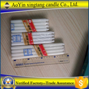 Long Burning Time White Stick Candle pictures & photos
