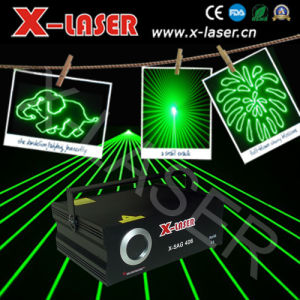 Pub Laser Light Projector/ X-Laser 2W Green Laser Light pictures & photos