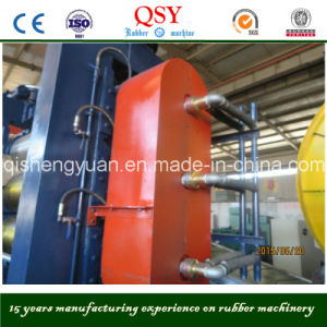 Rubber Calender Mill for Rubber Sheet Roll Making pictures & photos