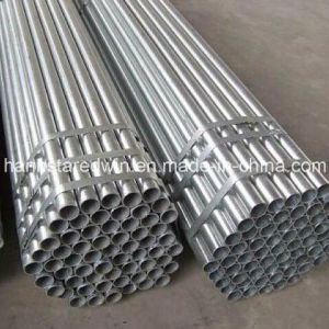 Supply Galvanized Steel Pipe/Steel Tube for Building and Industry pictures & photos