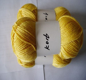 Bamboo Nylon Yarn pictures & photos